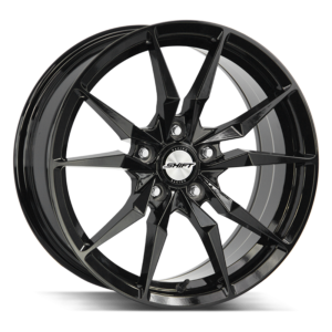 The Blade Wheel by Shift in All Gloss Black