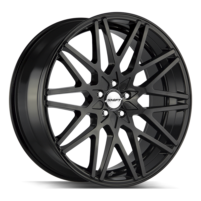 The Formula Wheel by Shift in All Gloss Black