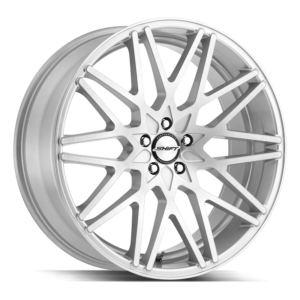 The Formula Wheel by Shift in Brushed Face Silver