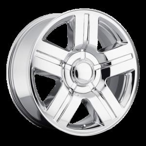 The Texas Edition Wheel by Strada OE Replica in Chrome