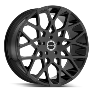The Buca Wheel by Strada in All Gloss Black