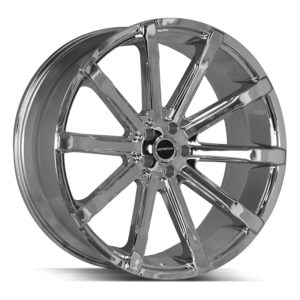 The Osso Wheel by Strada in Chrome