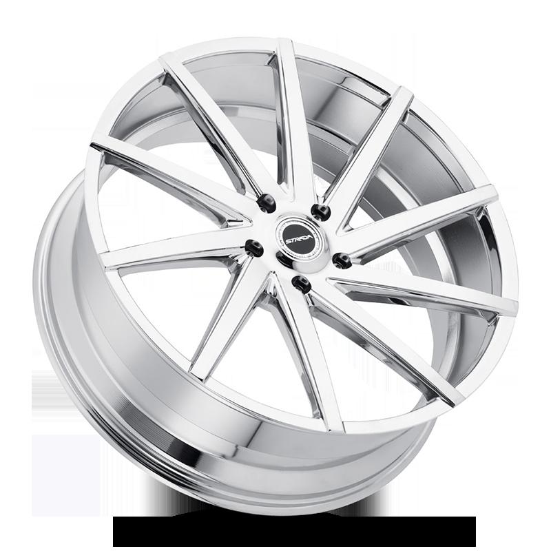 The Sega Wheel by Strada in Chrome